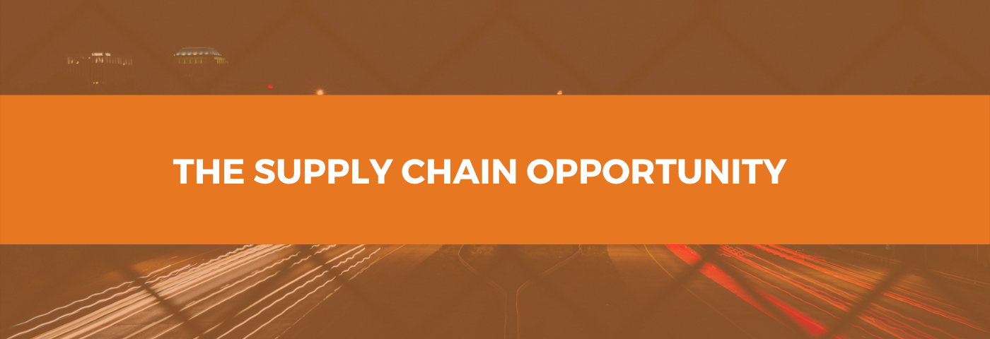 The Supply Chain Opportunity