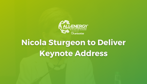 Nicola Sturgeon all-energy
