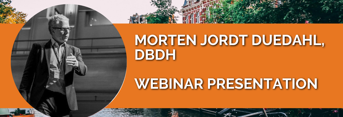 Morten Jordt Duedahl: Promoting district energy for a sustainable city transformation