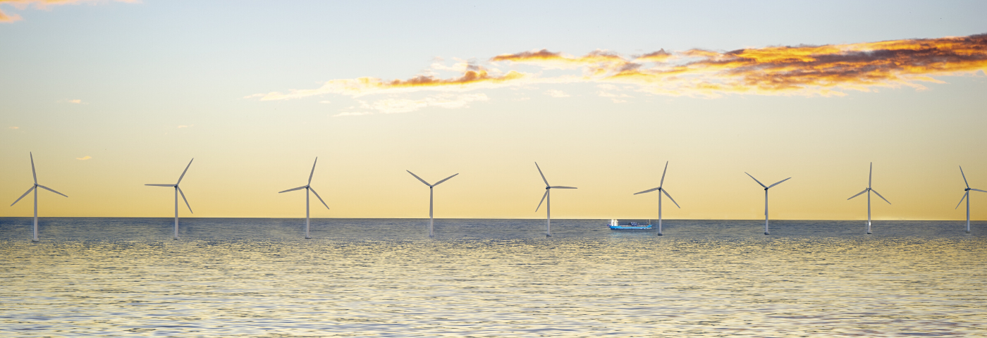 Why offshore wind will be central to delivering a green economic recovery