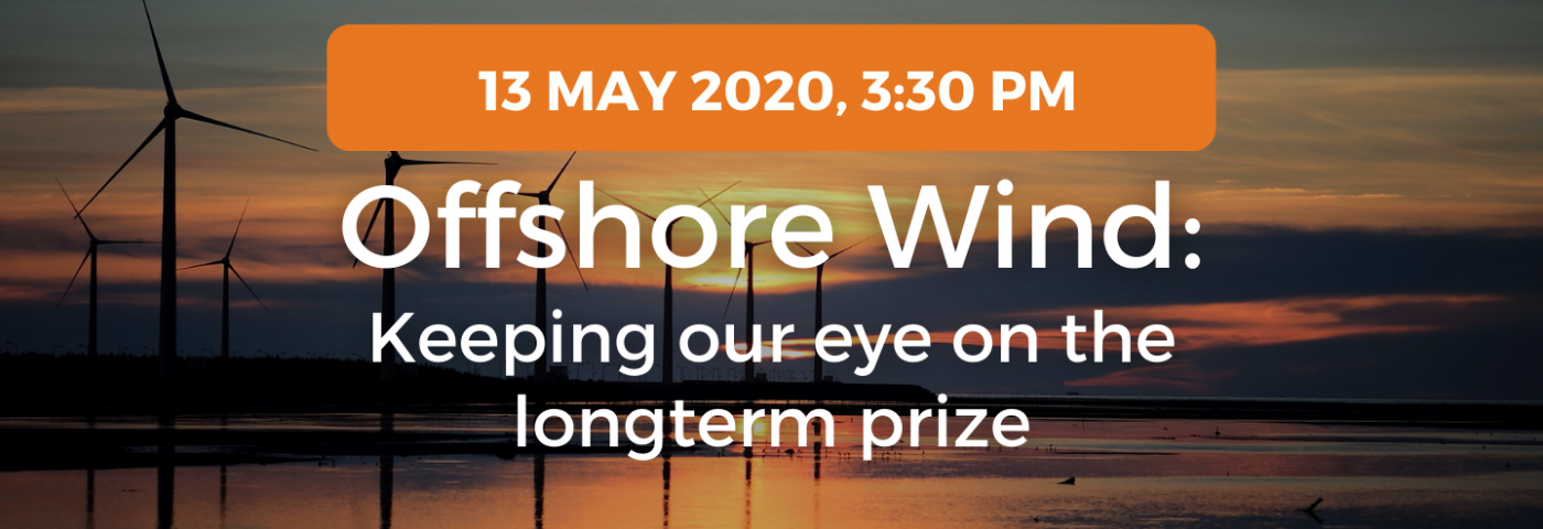 Offshore wind: Keeping our eye on the long term prize
