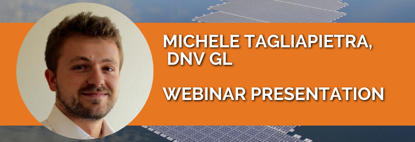 Michele Tagliapietra: Floating solar PV – How to unleash its potential?