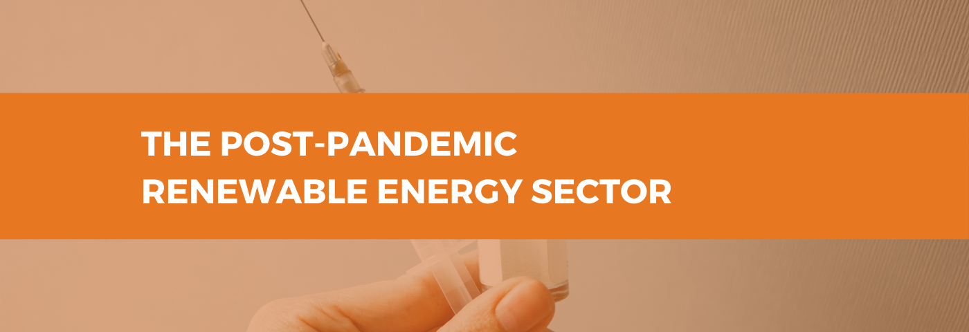 The Post-pandemic Renewable Energy Sector