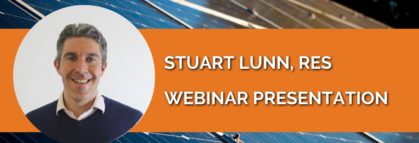 Stuart Lunn: Operating Strategies for a Net Zero World