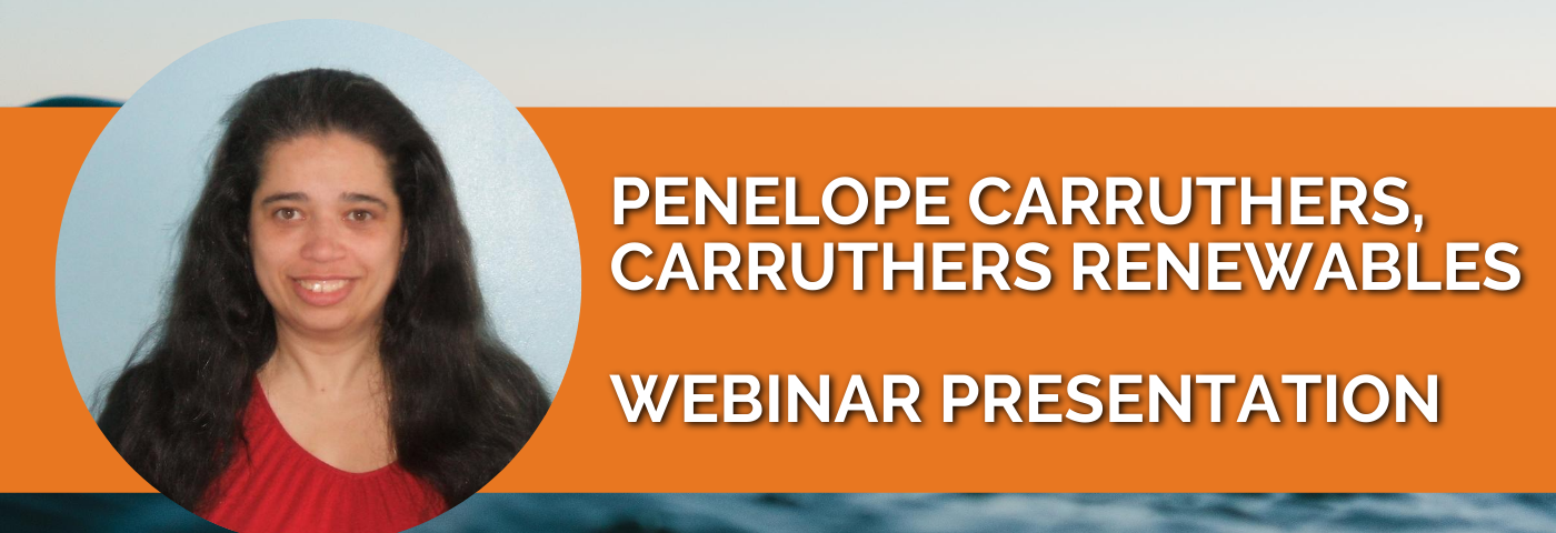 Penelope Carruthers: Hydropower Innovation