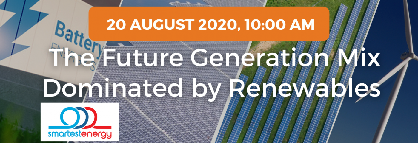 The future generation mix dominated by renewables: How will we get there?