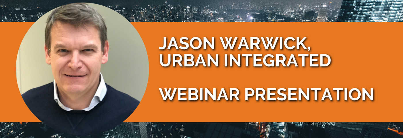 Jason Warwick: Smart cities and the sharing approach