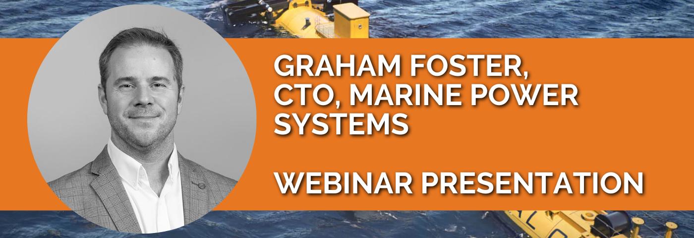 Graham Foster: Affordable marine energy