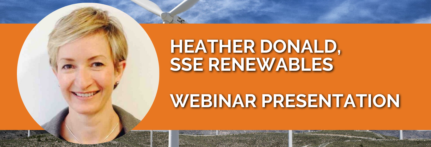 Heather Donald: Onshore wind policy and The path to net zero