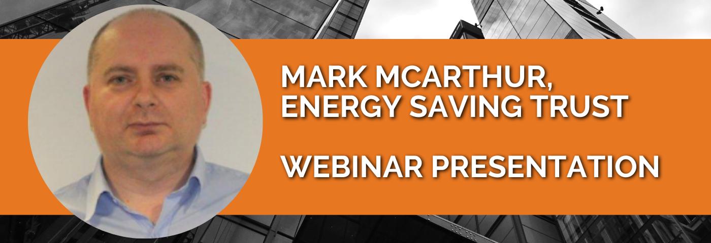 Mark McArthur: Energy Efficient Scotland schemes