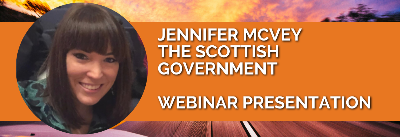 Jennifer McVey: Transport Scotland