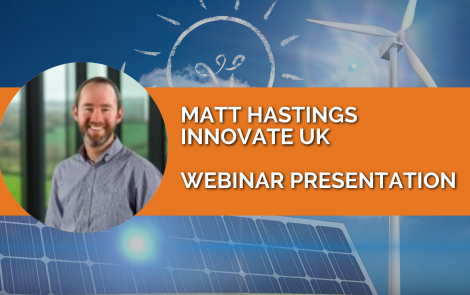Matt Hastings: Modernising Energy Data Strategy