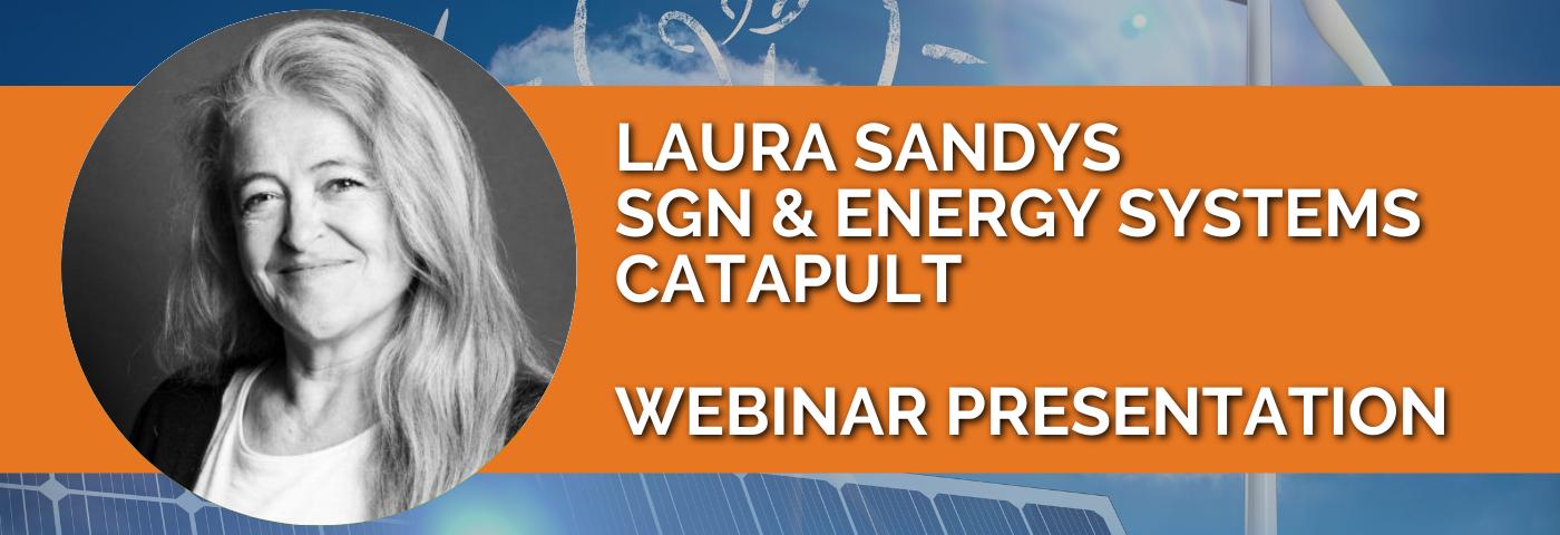 Laura Sandys: Former Chair of the Energy Data Taskforce