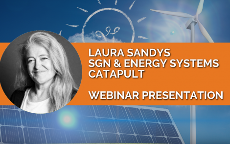 Laura Sandys: Former Chair of the Energy Data Taskforce