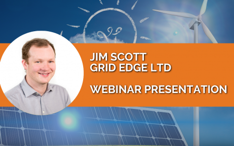 Jim Scott: Harnessing the Power of Data with Grid Edge AI