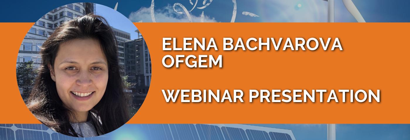 Elena Bachvarova: Regulating for Net-Zero – Data and Digitalisation