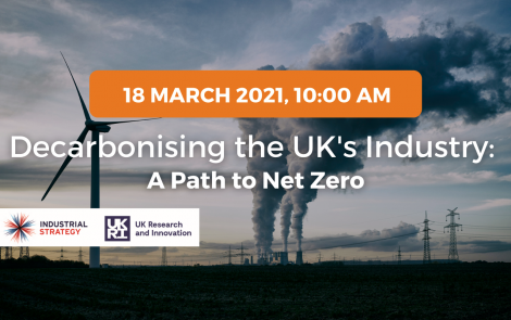 Decarbonising the UK's Industry: A Path to Net Zero