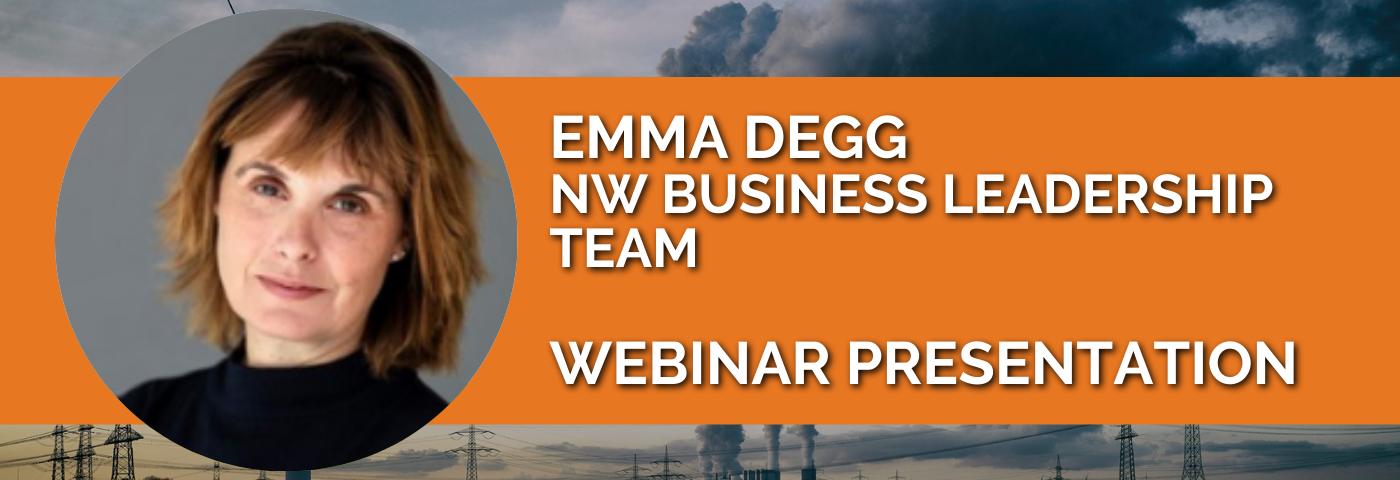 Emma Degg: Net Zero North West
