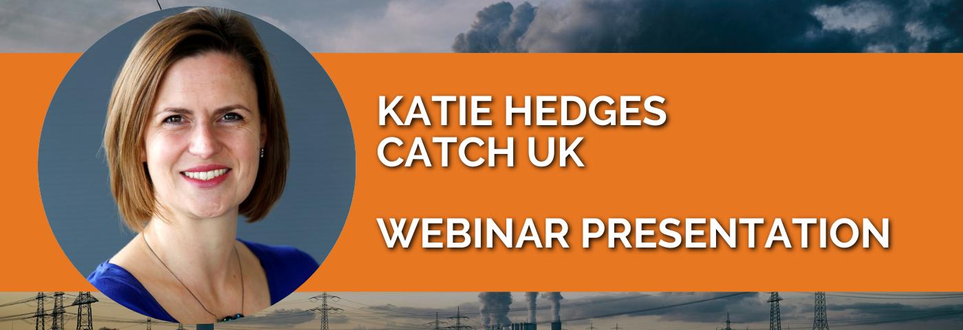 Katie Hedges: Humber Industrial Cluster Plan
