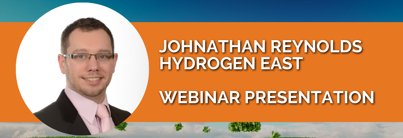 Johnathan Reynolds: Building a Regional Hydrogen Economy Across East Anglia
