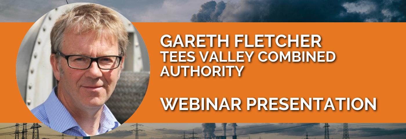 Gareth Fletcher: Tees Valley Industrial Cluster Plans