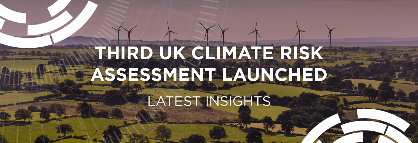 Third UK climate risk assessment launched