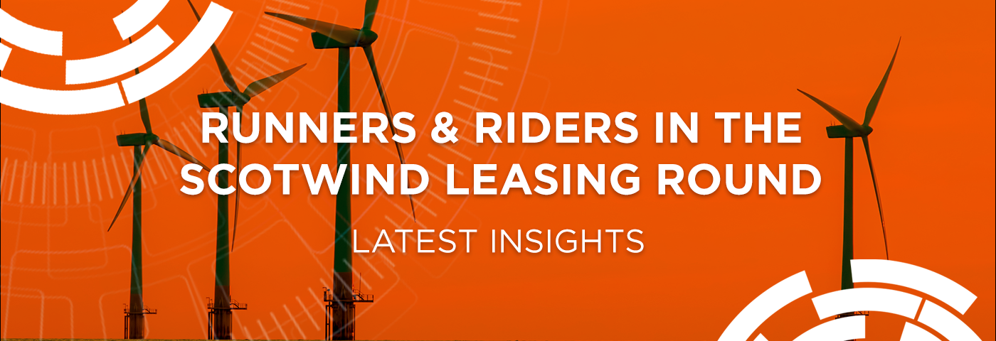 The runners and riders in the ScotWind leasing round