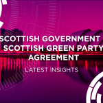 Scottish Government and Scottish Green Party agreement
