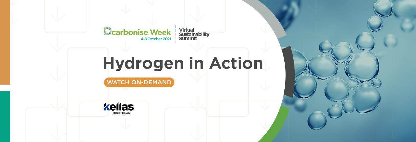 Hydrogen in Action