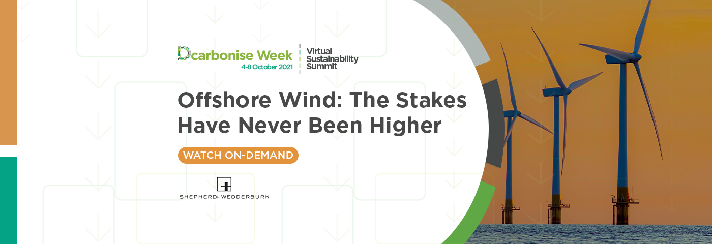 Offshore Wind: The stakes have never been higher