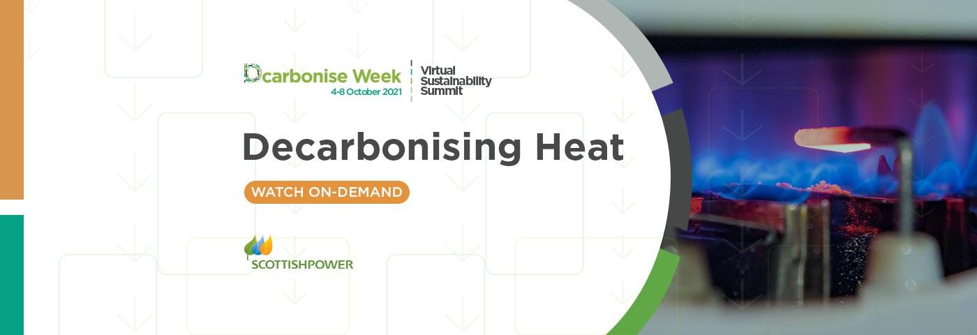 Decarbonising Heat