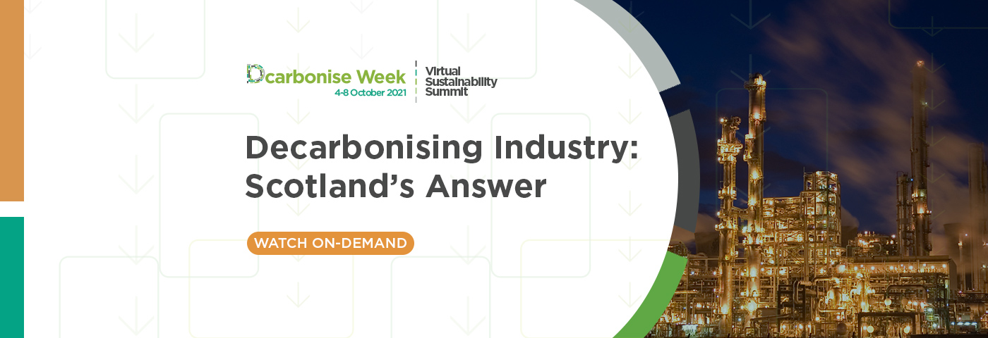 Decarbonising industry: Scotland's Answer
