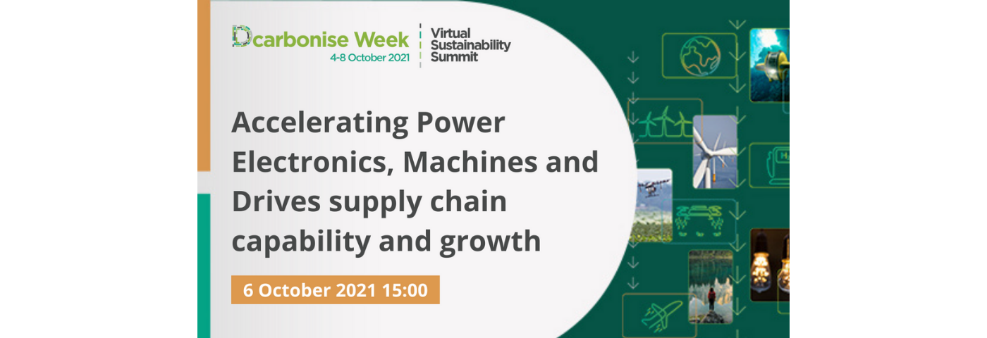 Accelerating Power Electronics, Machines and Drives supply chain capability and growth
