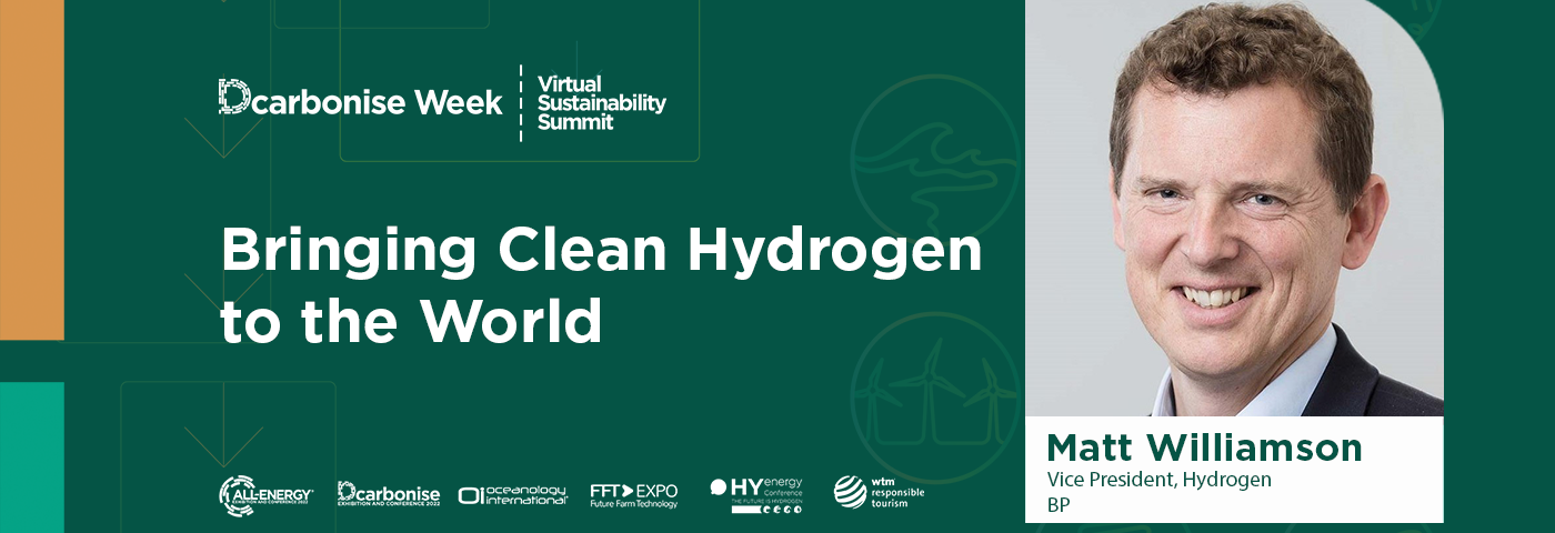 Bringing Clean Hydrogen to the World